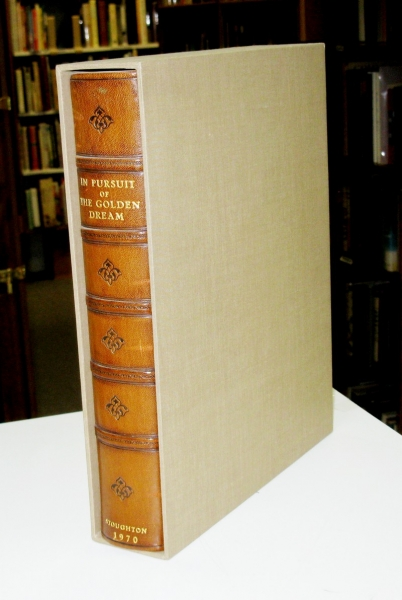 In Pursuit of the Golden Dream. Reminiscences of San Francisco and the Northern and Southern Mines, 1849-1857 by Howard C. Gardiner. Howard C. Gardiner, Dale Morgan.