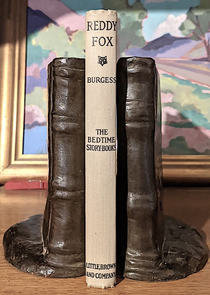 The Adventures of Reddy Fox. The Bedtime Story Books. Thornton W. Burgess.