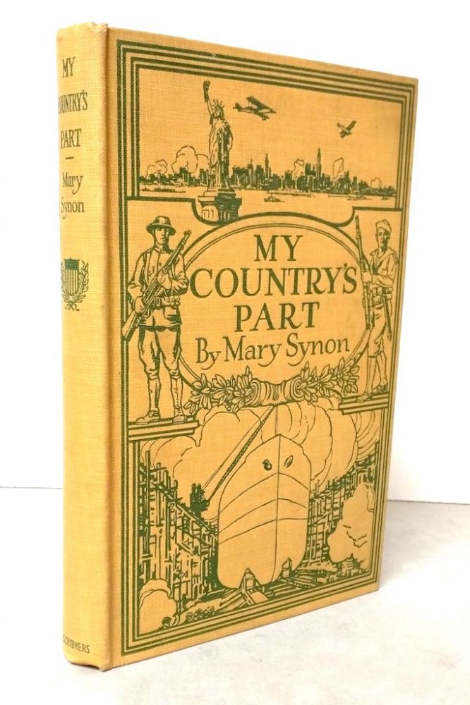 My Country's Part. Mary Synon.