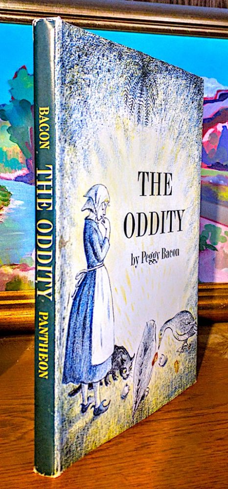 The Oddity. Peggy Bacon.