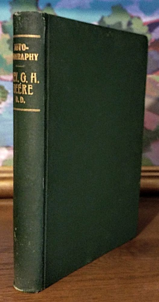 Autobiography by Rev. George H. Deere, Pastor Emeritus of All Souls Universalist Church Riverside, California. Completed by Mrs. George H. Deere. George H. Deare, Mrs. George H. Deere.
