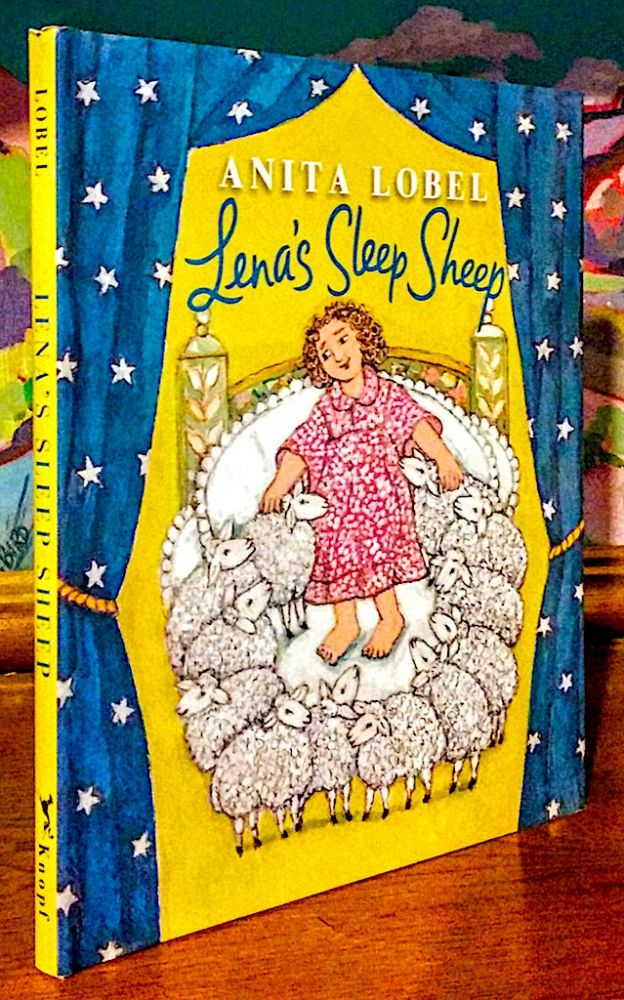 Lena's Sleep Sheep. Illustrated by Anita Lobel. Anita Lobel.