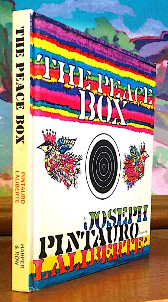The Peach Box. Joseph Pintauro, Norman Laliberte.