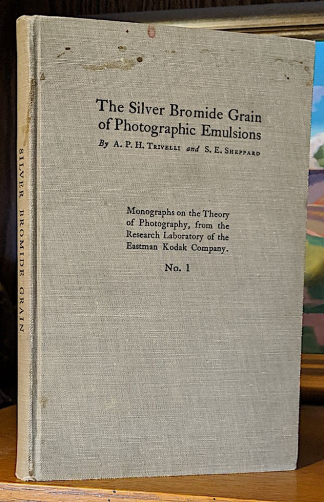 The Silver Bromide Grain of Photographic Emulsions. Monographs on the Theory of Photography, from the Research Laboratory of the Eastman Kodak Company. No. 1. A. P. H. Trivelli, S. E. Sheppard.