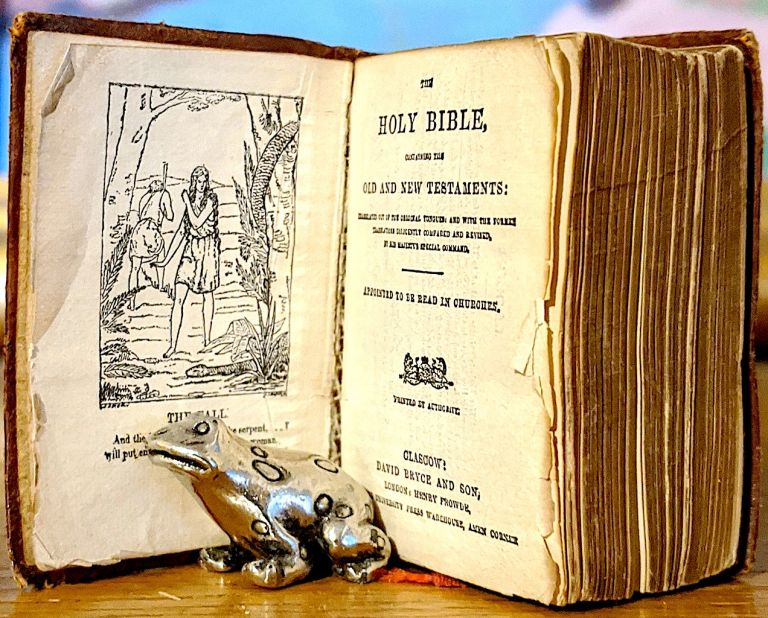 The Holy Bible, containing the Old and New Testaments: translated out of the original tongues and with the former translations diligently compared and revised, by His Majesty's special command