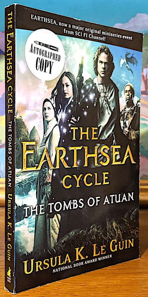 The Earthsea Cycle. The Tombs of Atuan. Ursula K. Le Guin.