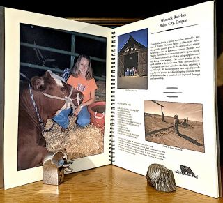 Oregon Country Beef Family Ranch Cookbook