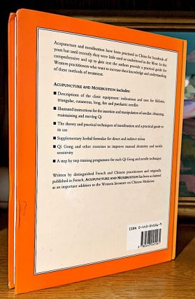 Acupuncture and Moxibustion. A Guide to Clinical Practice.