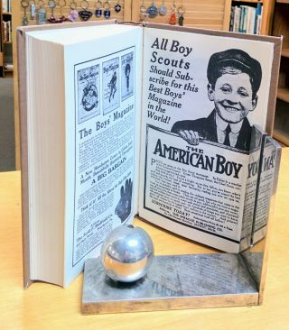 Boy Scouts of America. The Official Handbook For Boys