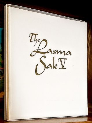 The Lasma Sale V. A Unique Collection. A Sale of the Finest Mares for the Worlds Most Serious Breeders