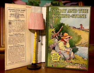 Tommy and the Wishing Stone (The Wishing Stone Series). Thornton W. Burgess.