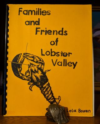 Families and Friends of Lobster Valley. Lola Bowen