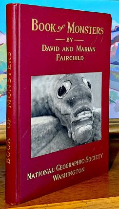 Book of Monsters. Portraits and Biographies of a Few of the Inhabitants of Woodland and Meadow....