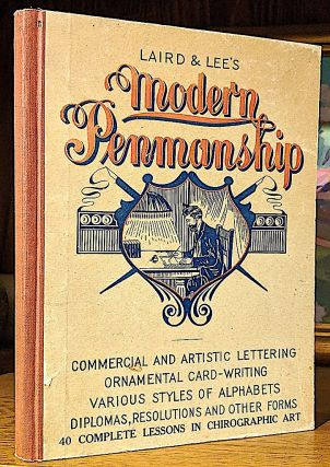 Laird & Lee's Modern Penmanship and its Practical Applications. C. L. Ricketts