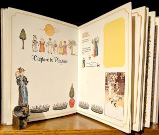 Our Baby. Designs from the works of Kate Greenaway