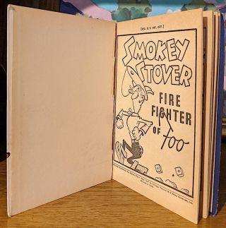 Smokey Stover Firefighter of Foo